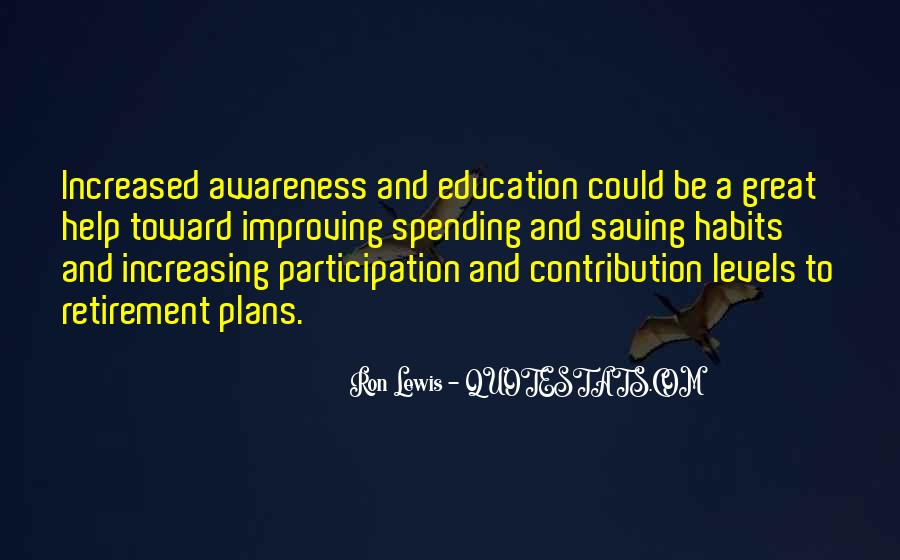 Quotes About Improving Education #1077885