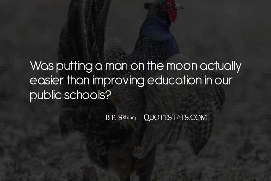 Quotes About Improving Education #1181314