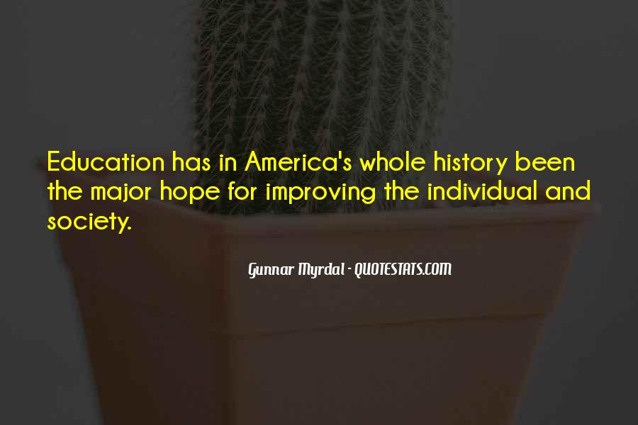 Quotes About Improving Education #260243