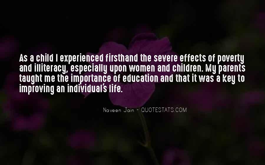 Quotes About Improving Education #411818