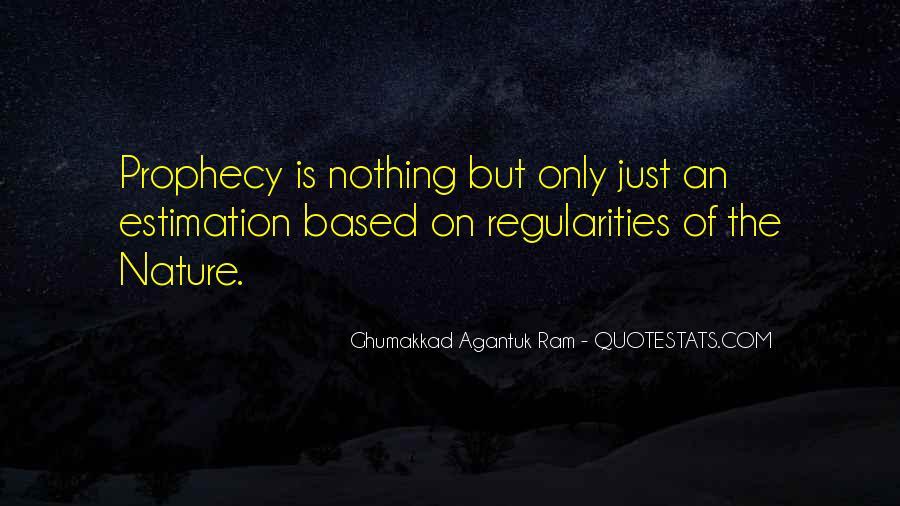 Regularities Quotes #1233074