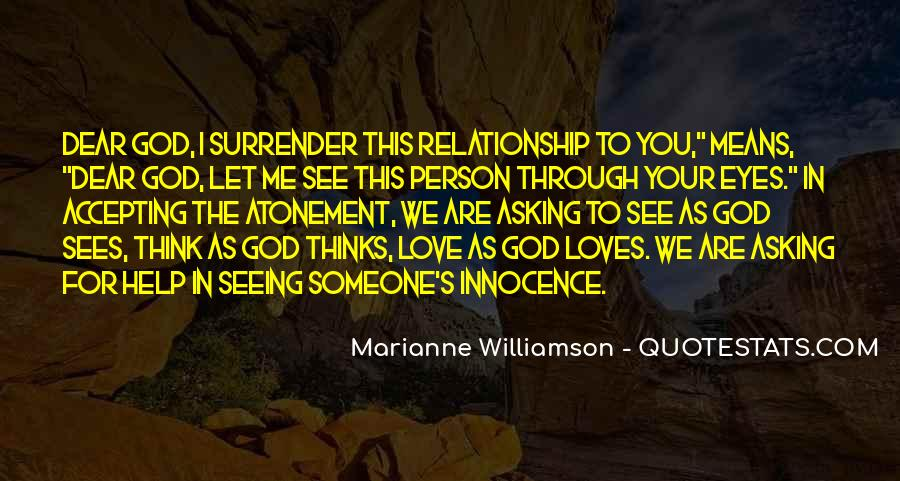 Quotes About God Loves Me #123509