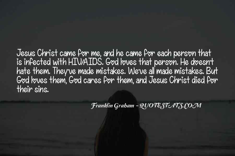 Quotes About God Loves Me #157320