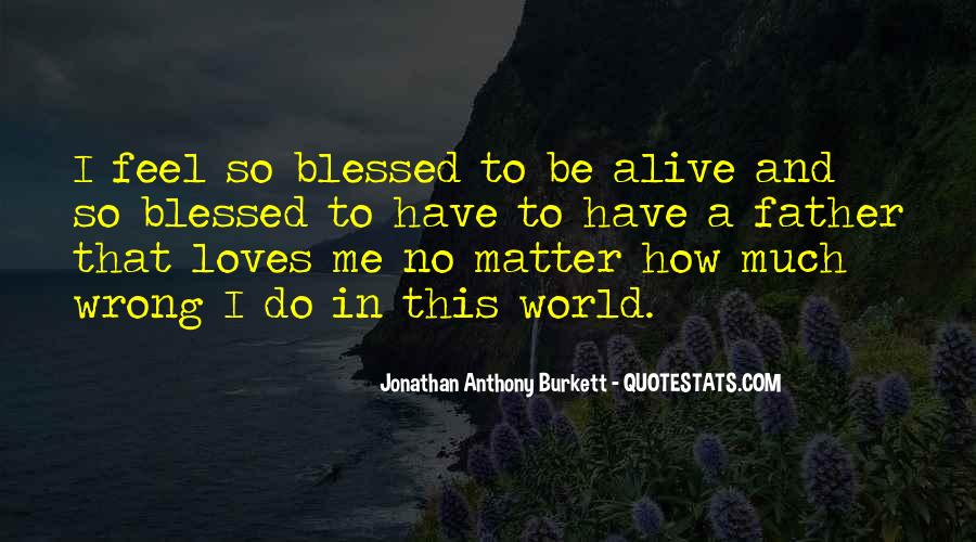 Quotes About God Loves Me #1630587