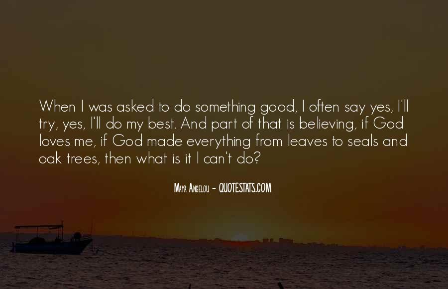 Quotes About God Loves Me #1731942