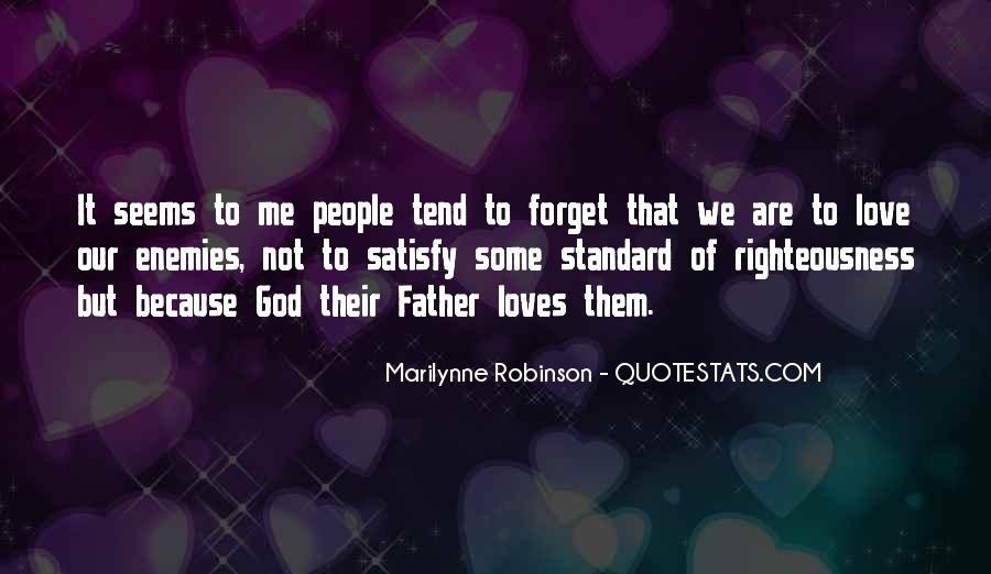 Quotes About God Loves Me #1741202