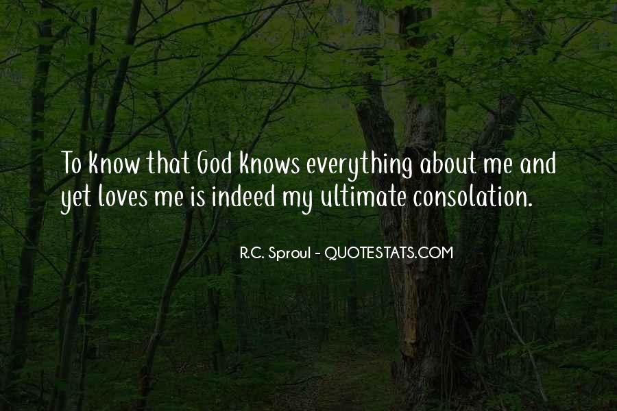 Quotes About God Loves Me #355996