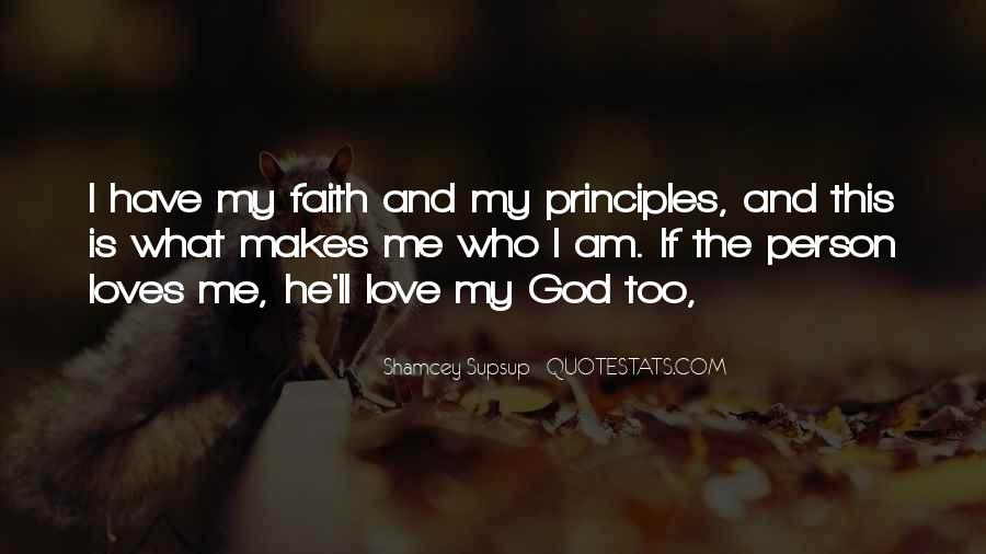 Quotes About God Loves Me #420272