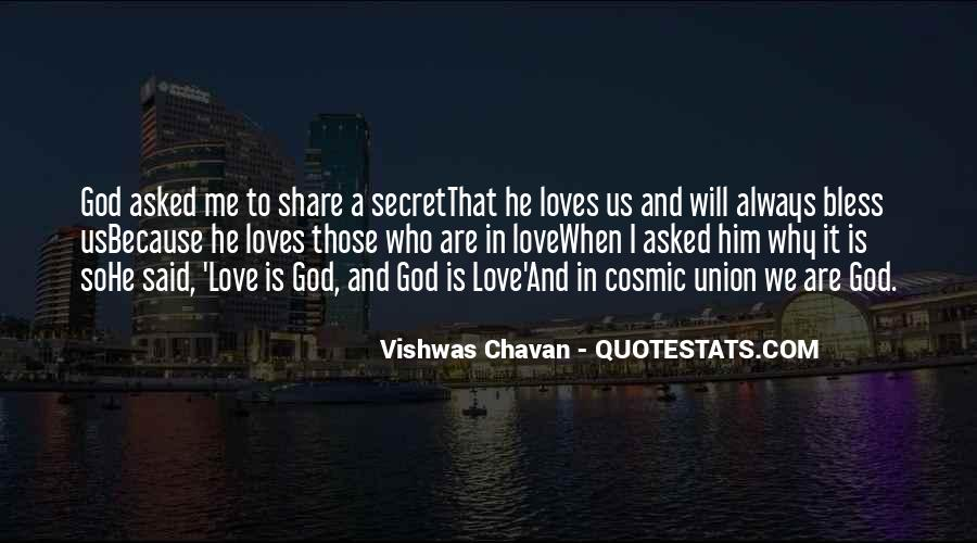 Quotes About God Loves Me #563340