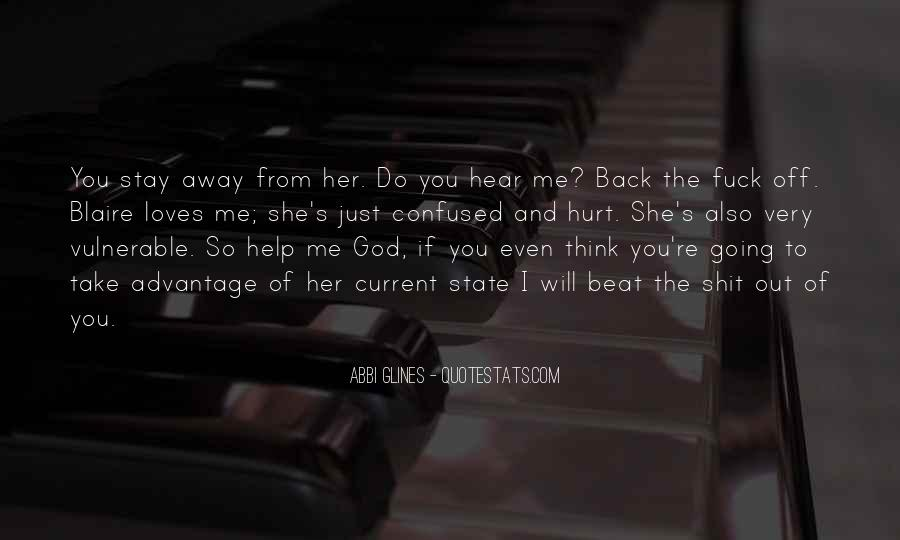 Quotes About God Loves Me #621608