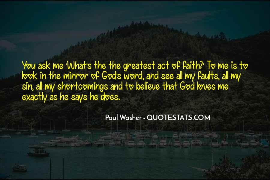 Quotes About God Loves Me #785235