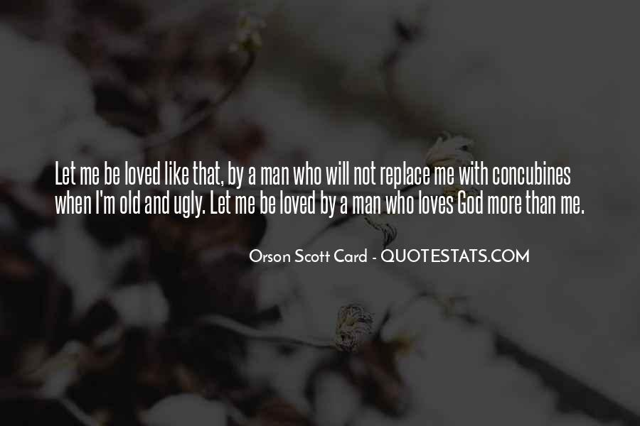 Quotes About God Loves Me #835802