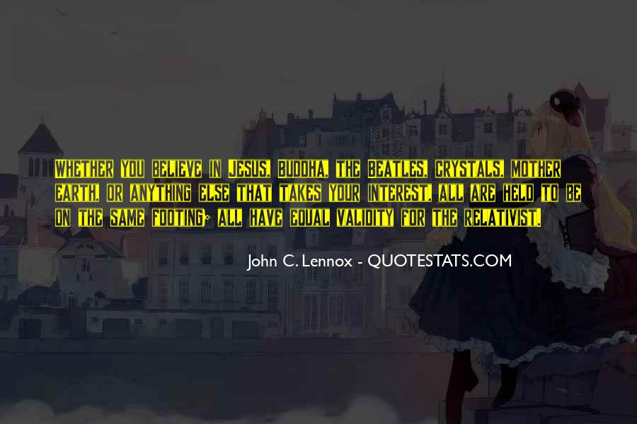 Relativist Quotes #1133305