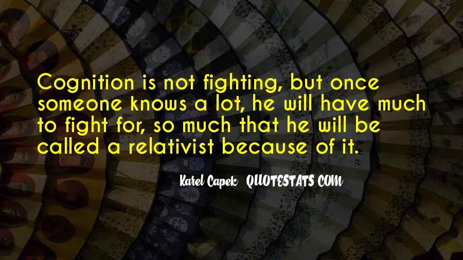 Relativist Quotes #1577719