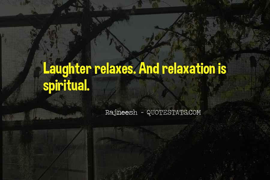 Relaxes Quotes #953726