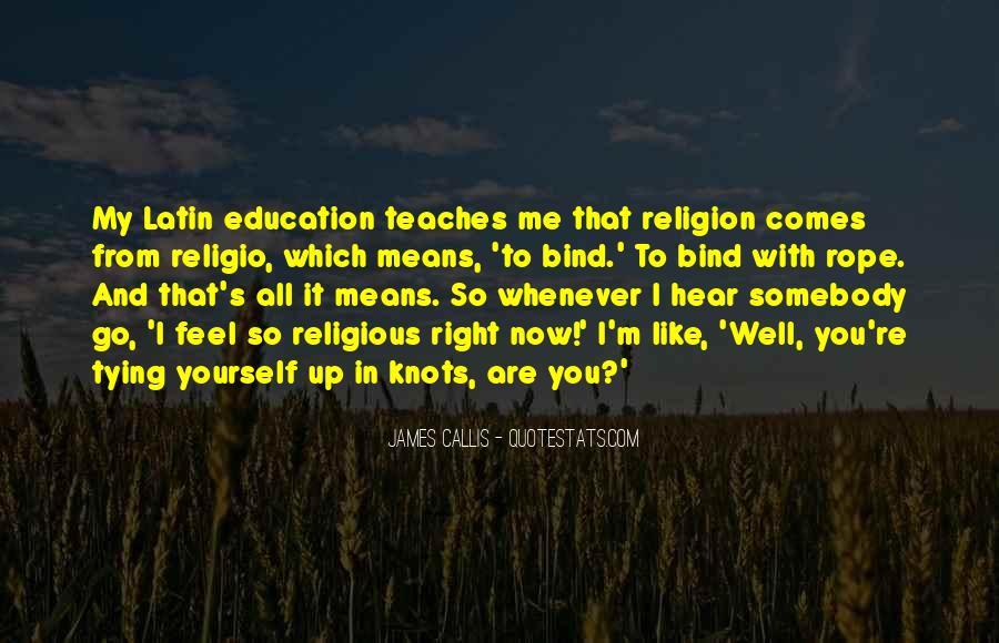 Religio Quotes #1562
