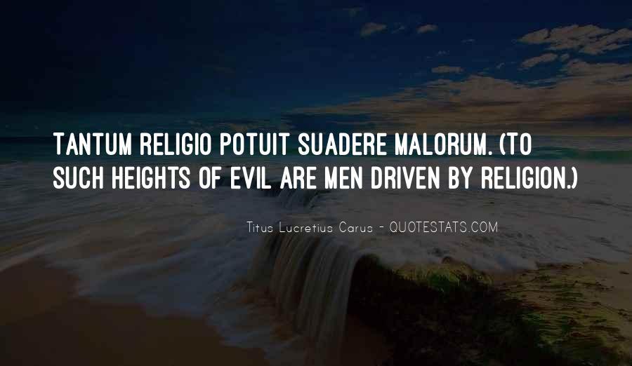 Religio Quotes #306541