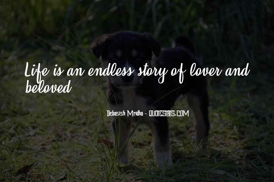 Quotes About Endless Hope #1455664