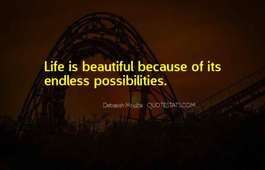 Quotes About Endless Hope #15511