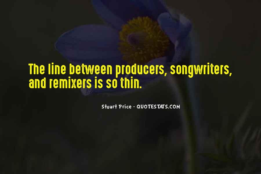 Remixers Quotes #797726