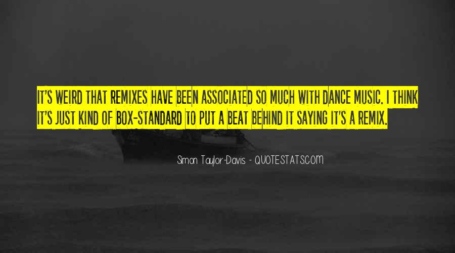 Remixes Quotes #1549459