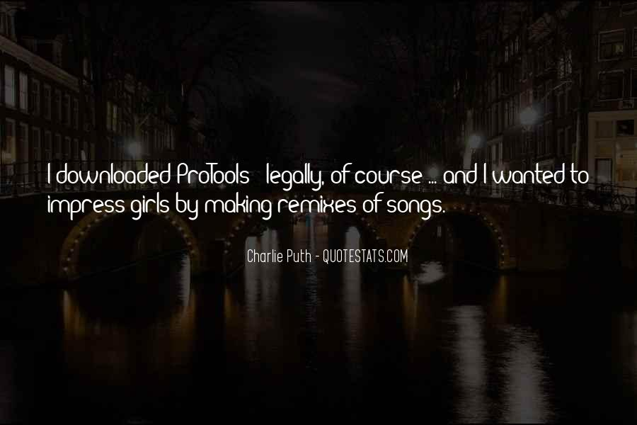Remixes Quotes #1755158