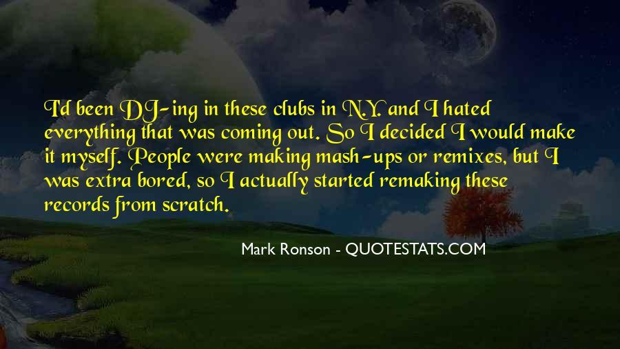 Remixes Quotes #185475