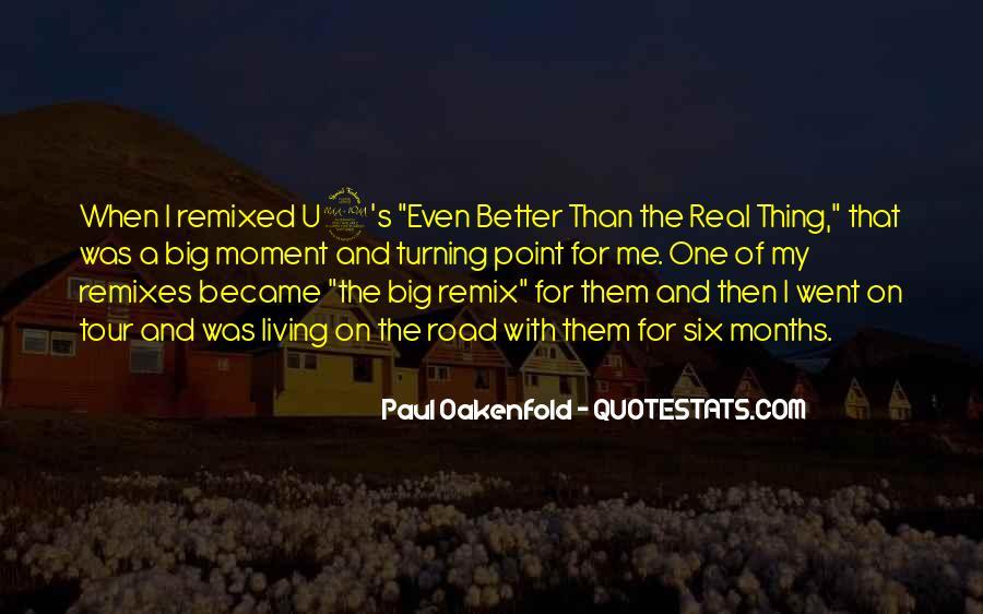 Remixes Quotes #352731