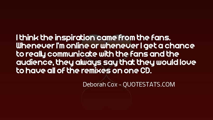 Remixes Quotes #964168