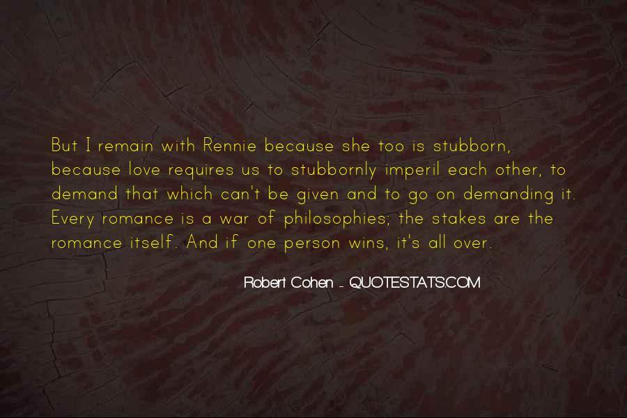 Rennie's Quotes #1568092