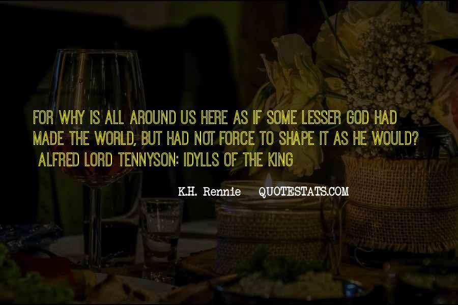 Rennie's Quotes #934510
