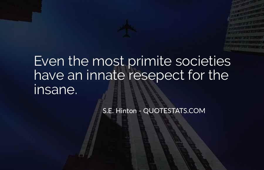 Resepect Quotes #1143760