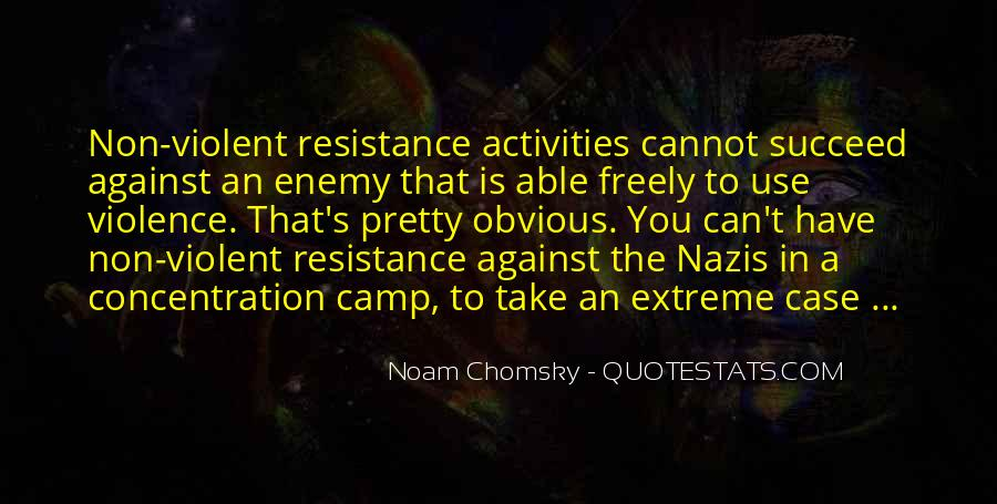 Resistance's Quotes #1247