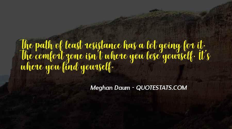Resistance's Quotes #337247