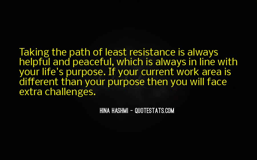 Resistance's Quotes #407951