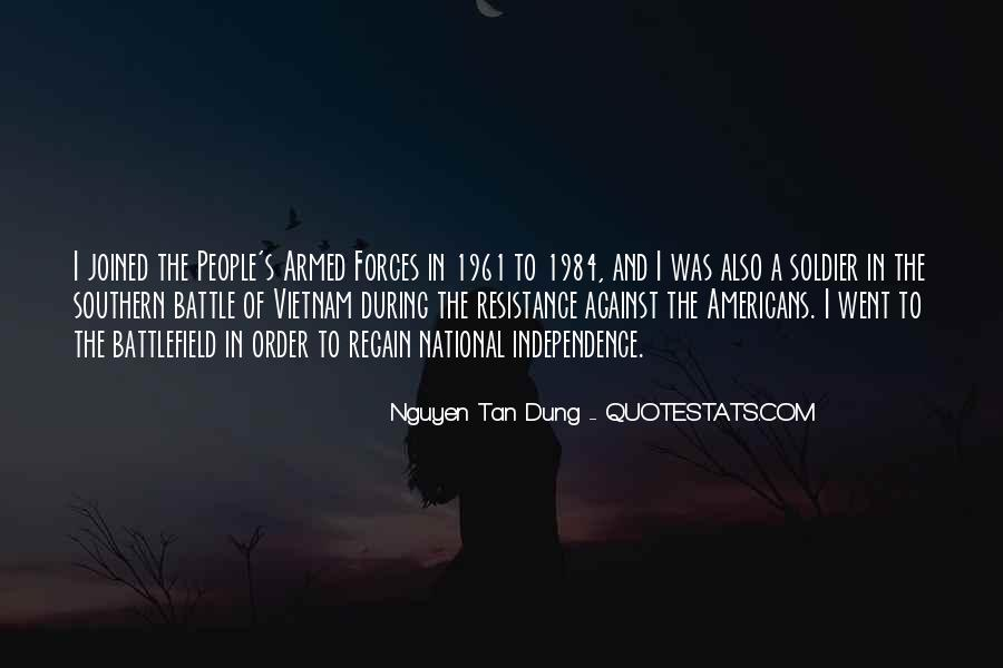 Resistance's Quotes #439328
