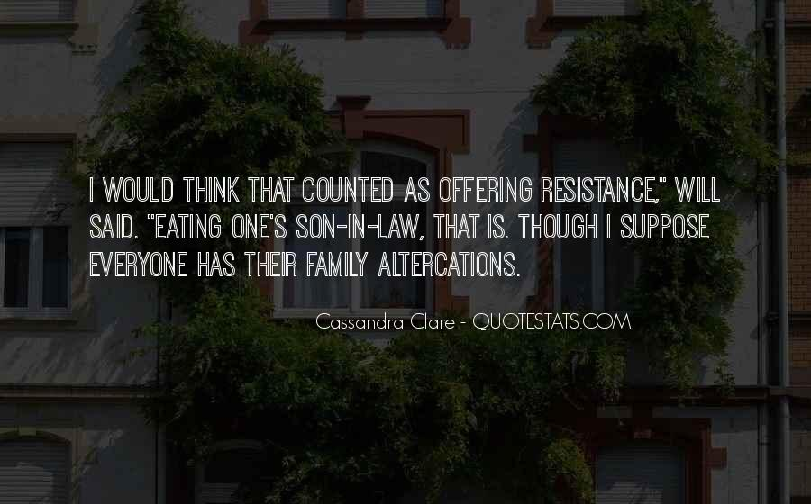 Resistance's Quotes #486996