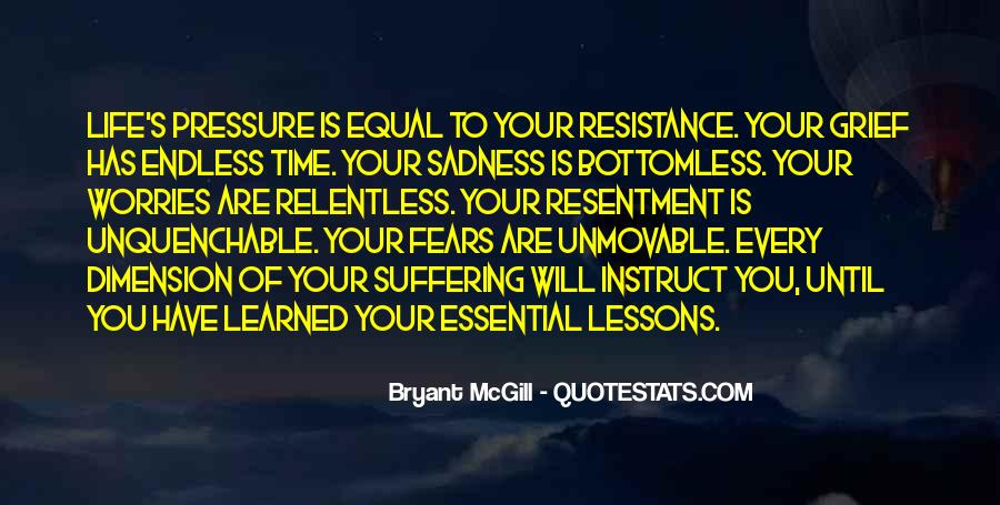 Resistance's Quotes #59999
