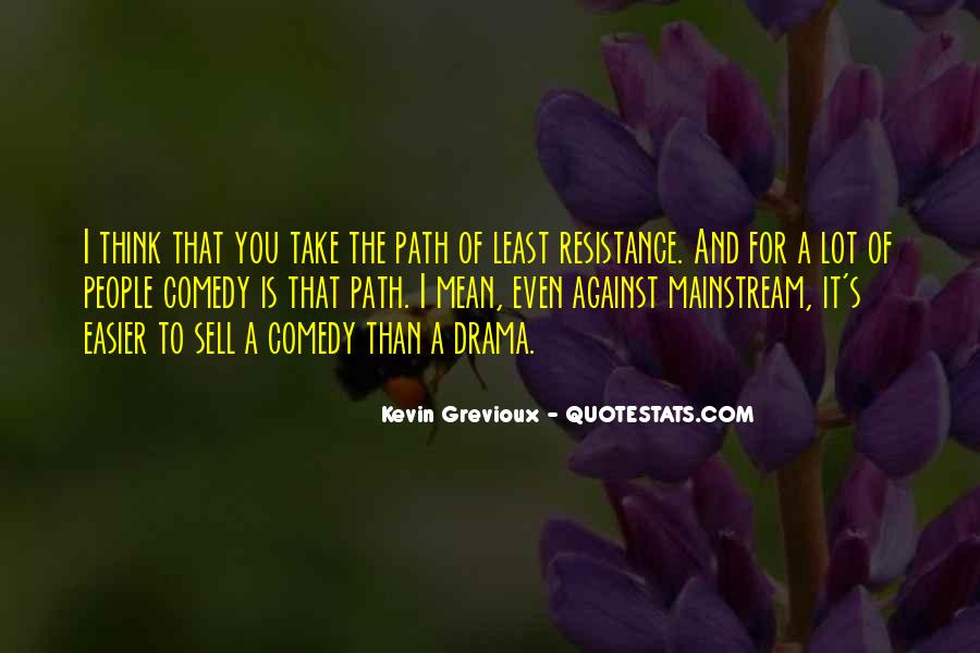 Resistance's Quotes #808953