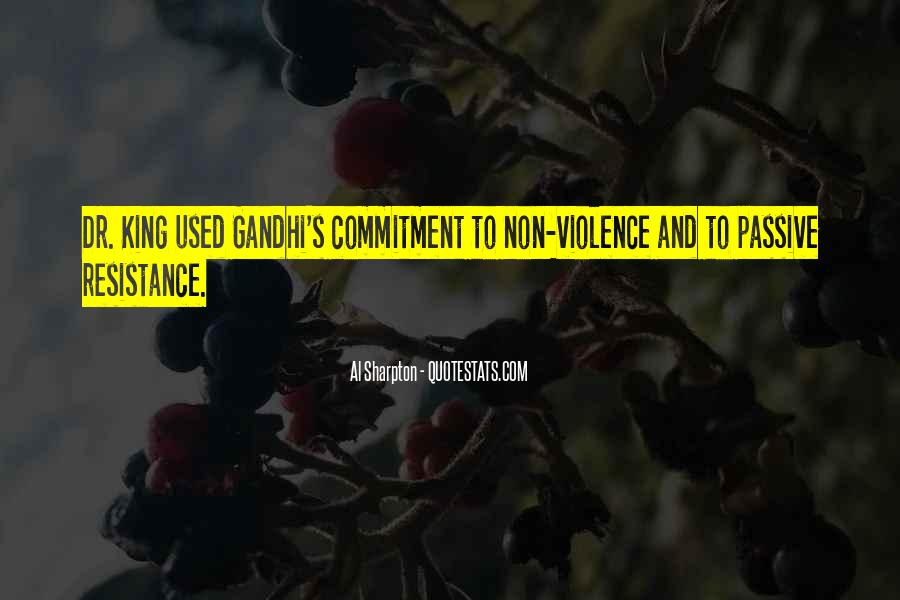 Resistance's Quotes #863497
