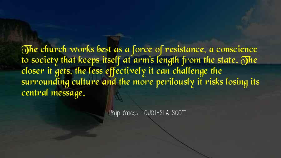 Resistance's Quotes #890457