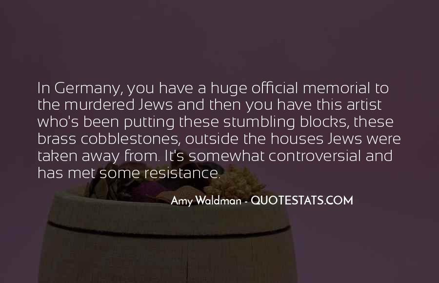 Resistance's Quotes #967192