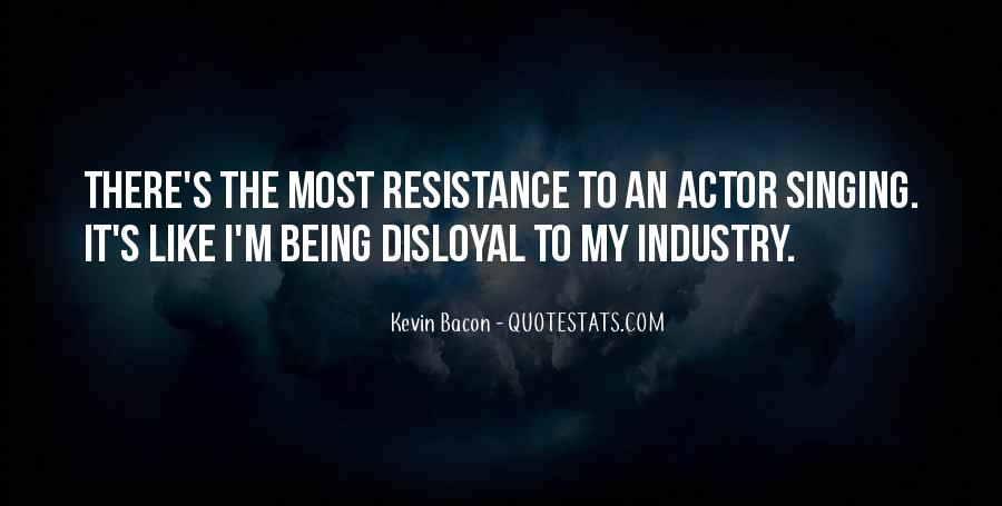 Resistance's Quotes #97928