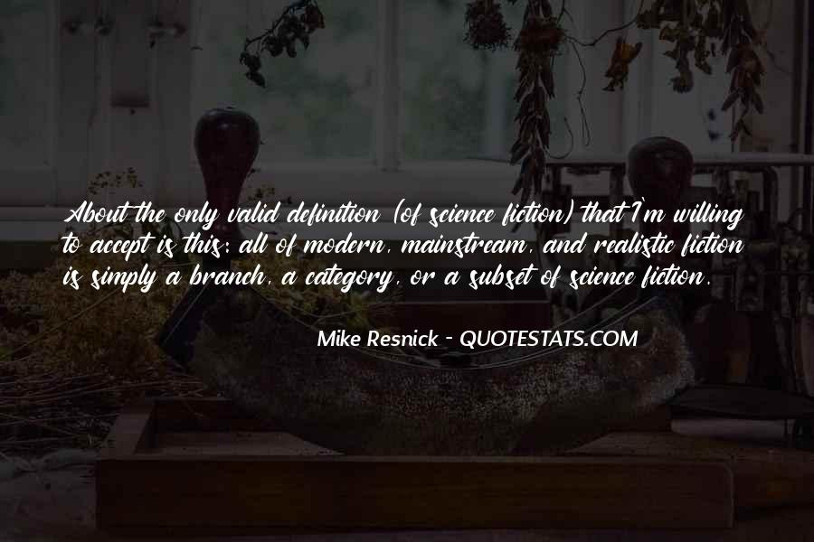 Resnick Quotes #129341