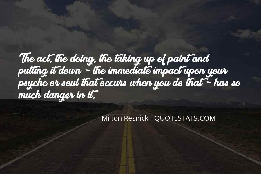 Resnick Quotes #1524093