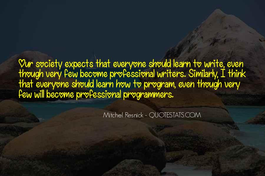 Resnick Quotes #375670