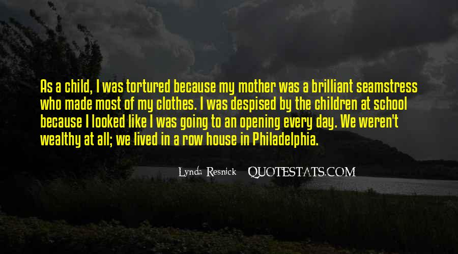 Resnick Quotes #532924