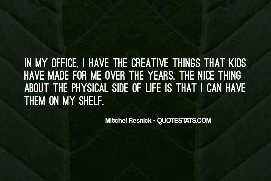 Resnick Quotes #587909