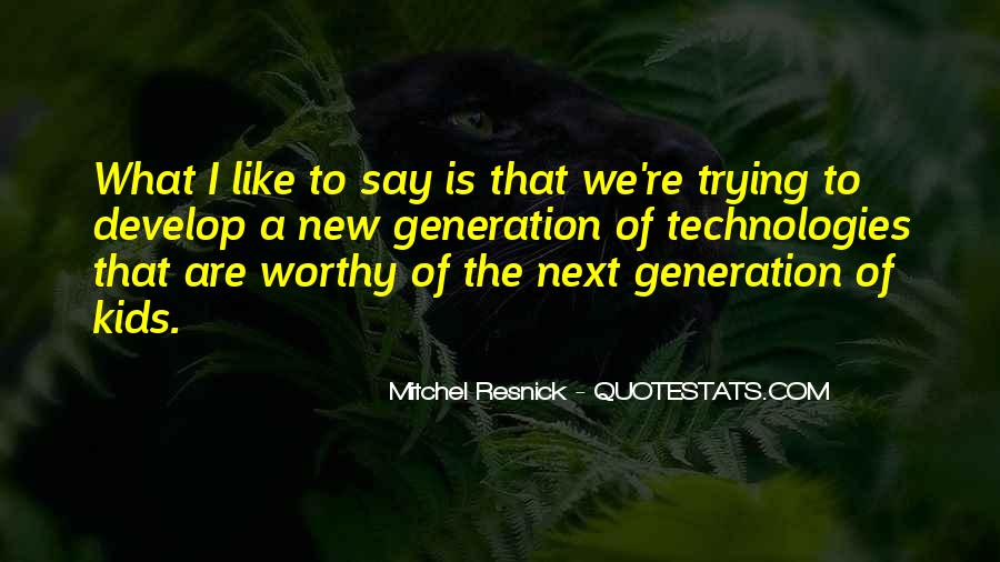 Resnick Quotes #656006