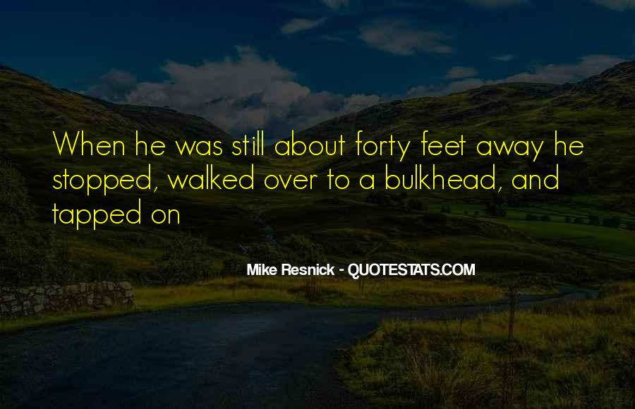 Resnick Quotes #695622